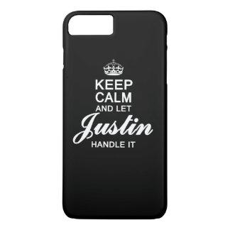 Lassen Sie Justin es behandeln! iPhone 8 Plus/7 Plus Hülle