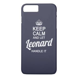 Lassen Sie Leonard es behandeln! iPhone 8 Plus/7 Plus Hülle