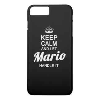 Lassen Sie Mario es behandeln! iPhone 8 Plus/7 Plus Hülle
