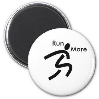 Lassen Sie mehr Magneten laufen Runder Magnet 5,7 Cm