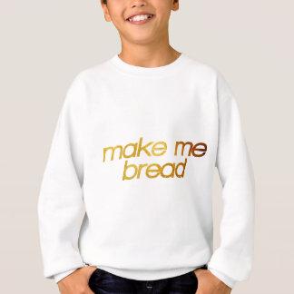 Lassen Sie mich panieren! Ich habe Hunger! Trendy Sweatshirt
