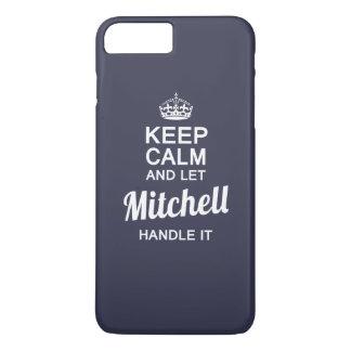 Lassen Sie MITCHELL es behandeln! iPhone 8 Plus/7 Plus Hülle