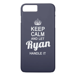 Lassen Sie Ryan es behandeln! iPhone 8 Plus/7 Plus Hülle