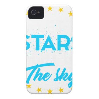 Lassen Sie Sterne dem Himmel leuchten iPhone 4 Cover
