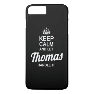 Lassen Sie Thomas es behandeln! iPhone 8 Plus/7 Plus Hülle