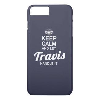 Lassen Sie Travis es behandeln! iPhone 8 Plus/7 Plus Hülle