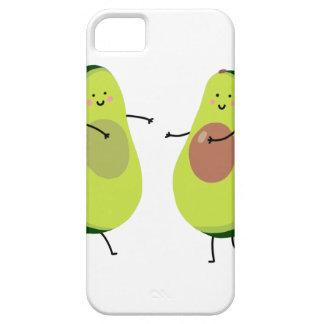 LASSEN SIE US AVOCUDDLE, AVOCADO-ENTWURF SCHUTZHÜLLE FÜRS iPhone 5