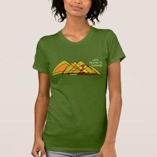 LASSEN SIE US ZUM SOMMER REISEN T-Shirt