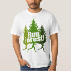 Lassen Sie Wald laufen, schützen Sie den Tag der T-Shirt