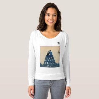 Lassen Sie weg mit mir Galane Gosses Marke durch T-shirt