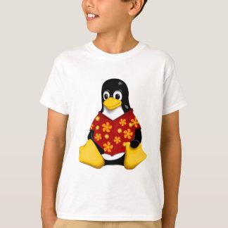 Lässiger Tux T-Shirt