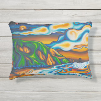 Lässiges Strand-Kissen Kissen Für Draußen