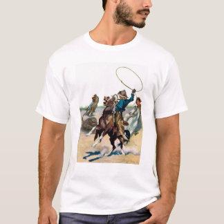 Lasso-Cowboy T-Shirt