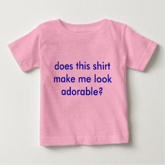 lässt dieses Shirt mich entzückend schauen?
