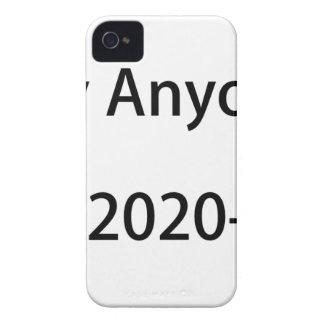 Lässt jemand anderes im Jahre 2020 wählen Case-Mate iPhone 4 Hülle