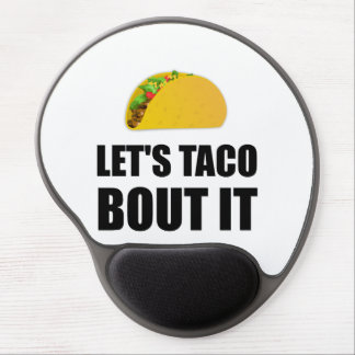 Lässt Taco-Kampf es Gel Mousepad