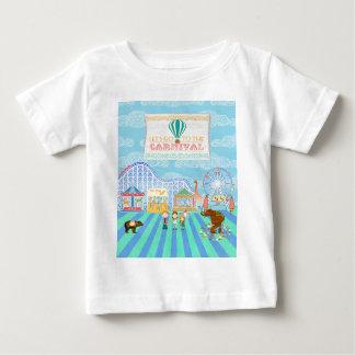 Lässt zum Karneval, Rollen-Untersetzer, Ferris Wh Baby T-shirt