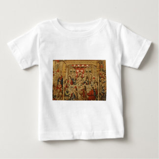 last-supper-78079cr baby t-shirt