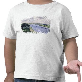 Lastkähne auf der Seine, c.1869 T Shirts