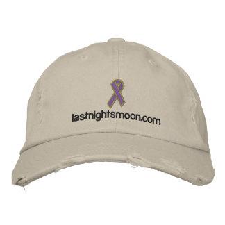 lastnightsmoon.com bestickte kappe