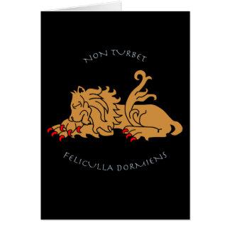 Lateinische Mottos und Wappenkunde Karte
