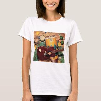 Lateinische Musikinstrumente T-Shirt