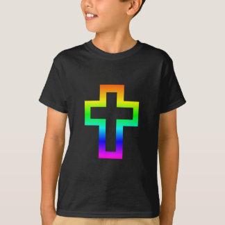 Lateinisches (christliches) Kreuz T-Shirt