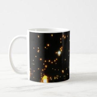Laternen-Festival-Tasse Kaffeetasse