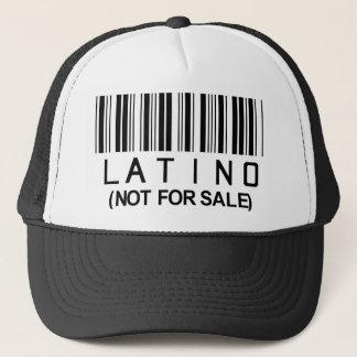 Latino-Barcode Truckerkappe