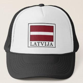 Latvija Truckerkappe