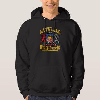 Latvijas Republika Kapuzensweatshirts