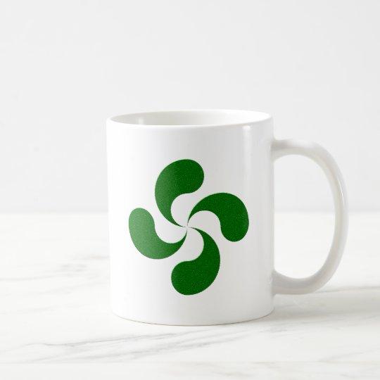 Lauburu Kaffeetasse