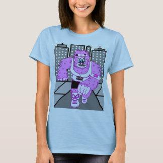 Lauf, Gorilla, Lauf T-Shirt