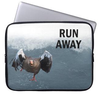 Lauf weg laptop sleeve