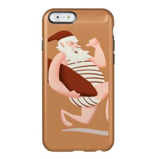 Lauf Weihnachtsmanns Surfensankt Klaus Incipio Feather® Shine iPhone 6 Hülle