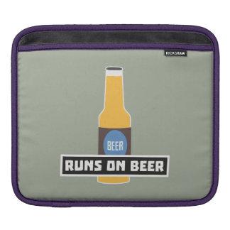 Läufe auf Bier Z7ta2 Sleeve Für iPads