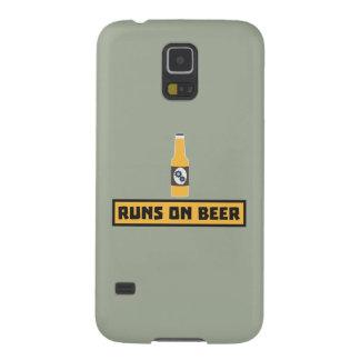 Läufe auf Bier Zmk10 Hülle Fürs Galaxy S5