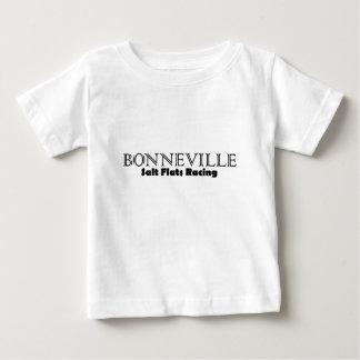 Laufen der Bonneville-Salz-Ebenen Baby T-shirt