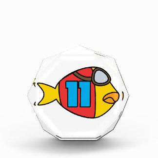 Laufen der Fische Auszeichnung