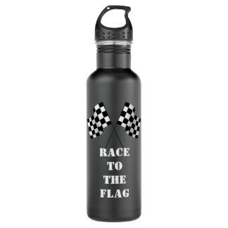 Laufen der Wasserflasche