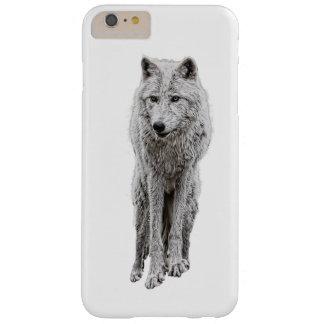 Laufen Sie mit den Wölfen Barely There iPhone 6 Plus Hülle