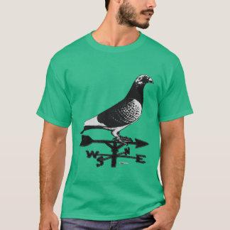 Laufen von Homer:  Weathervane Homer T-Shirt