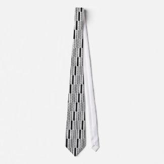 Laufende Farben-Krawatte Bedruckte Krawatte