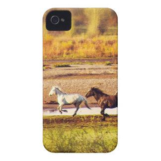 Laufende Pferde Case-Mate iPhone 4 Hülle