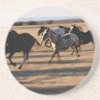 Laufende Pferde Untersetzer