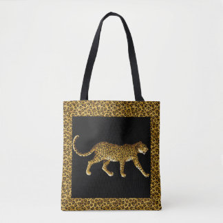 Laufender Gepard Tasche