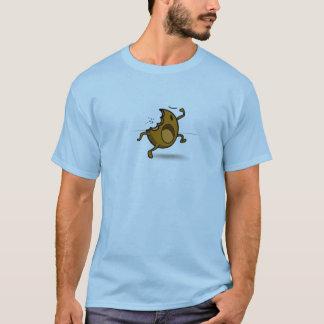Laufendes Plätzchen T-Shirt