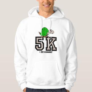 Läufer 5K Hoodie