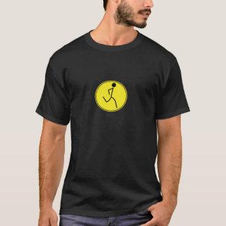 Läufer (Gelb) T-Shirt