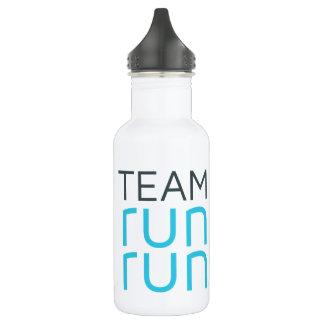 Läufer-Wasser-Flasche Edelstahlflasche